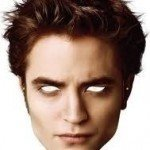 Mask of Edward Cullen from Twilight
