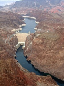 building the Hoover Dam was like writing a great book